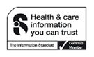 The Information Standard logo