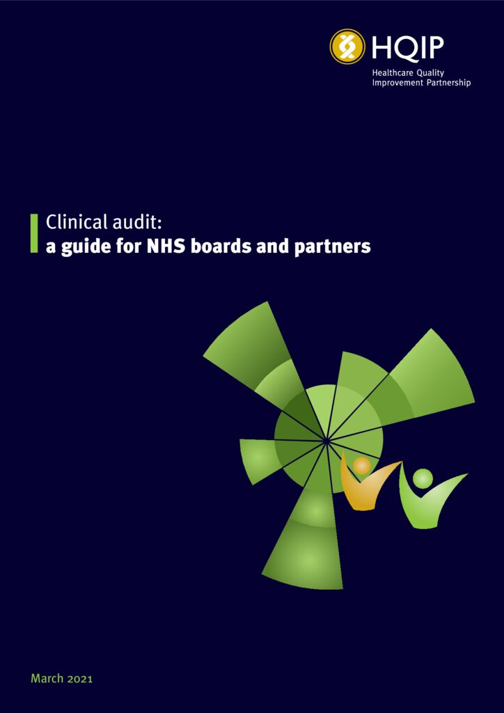 Clinical audit: a guide for NHS Boards and partners