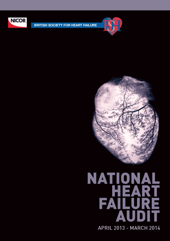 national heart failure audit report 2013 14 published 2015