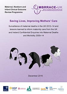 MBRRACE-UK Maternal Report 2016 - website