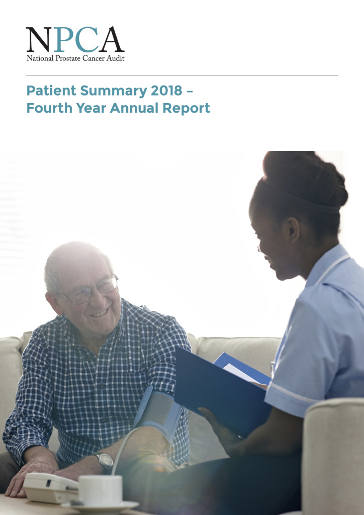 NPCA – Fourth year annual report – patient summary