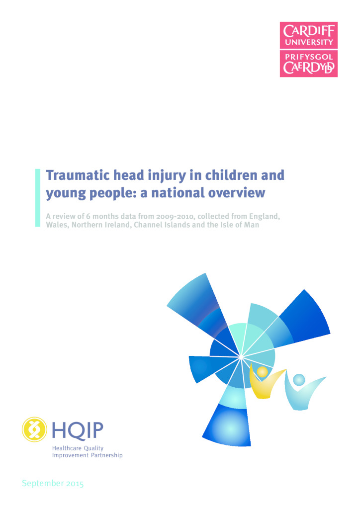 Traumatic head injury in children and young people: a national overview