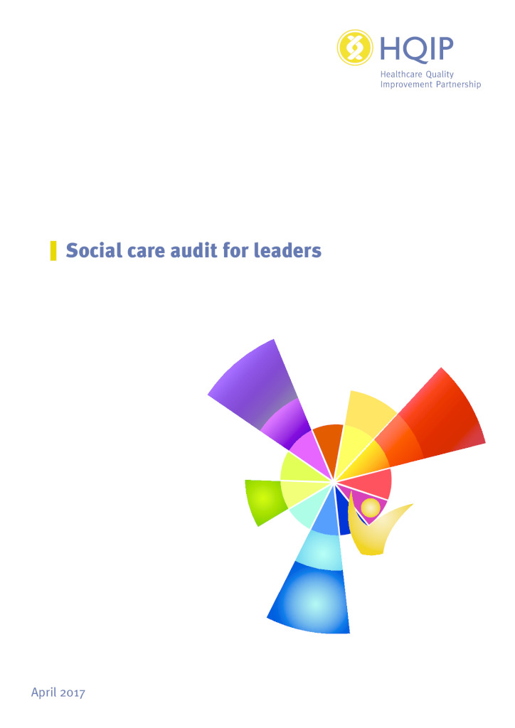 Social Care audit guidance