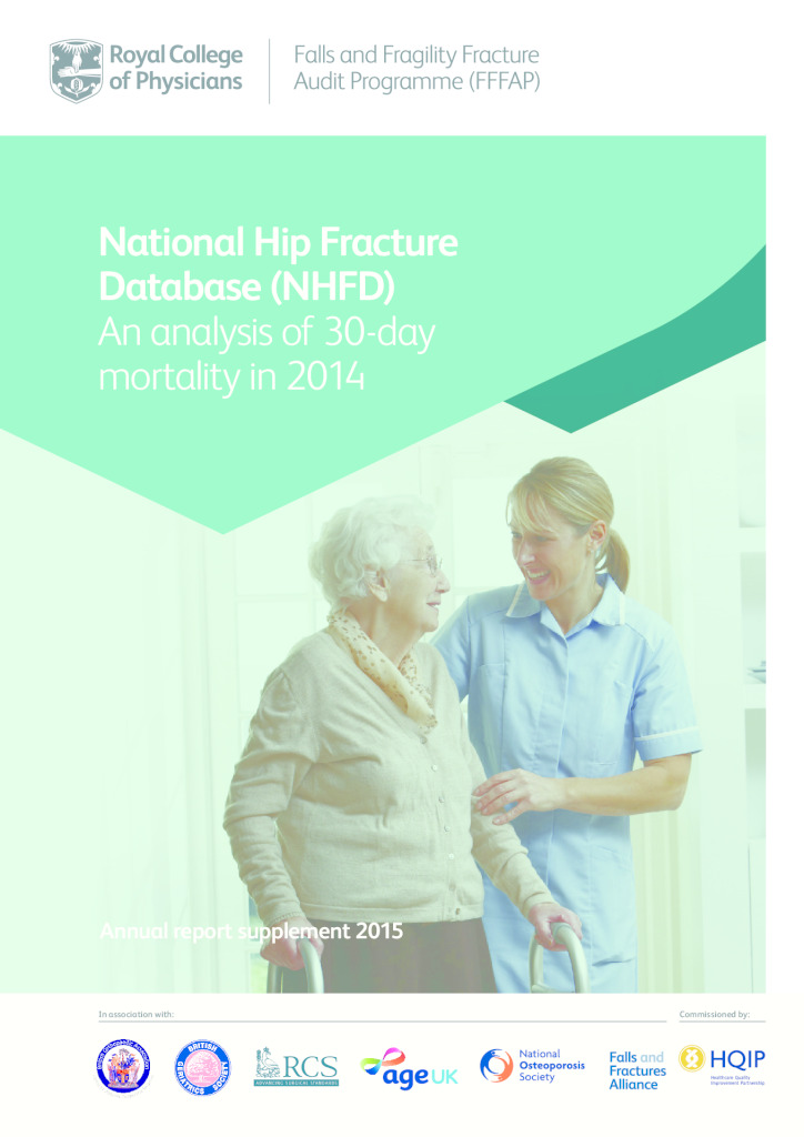 Falls fragility fracture audit programme (FFFAP) – annual report supplement 2015