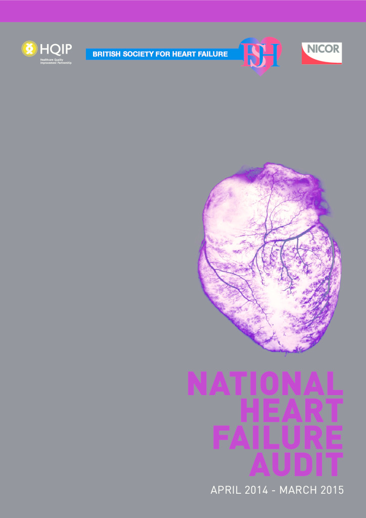 National Heart Failure Audit (reporting on April 2014 – March 2015)