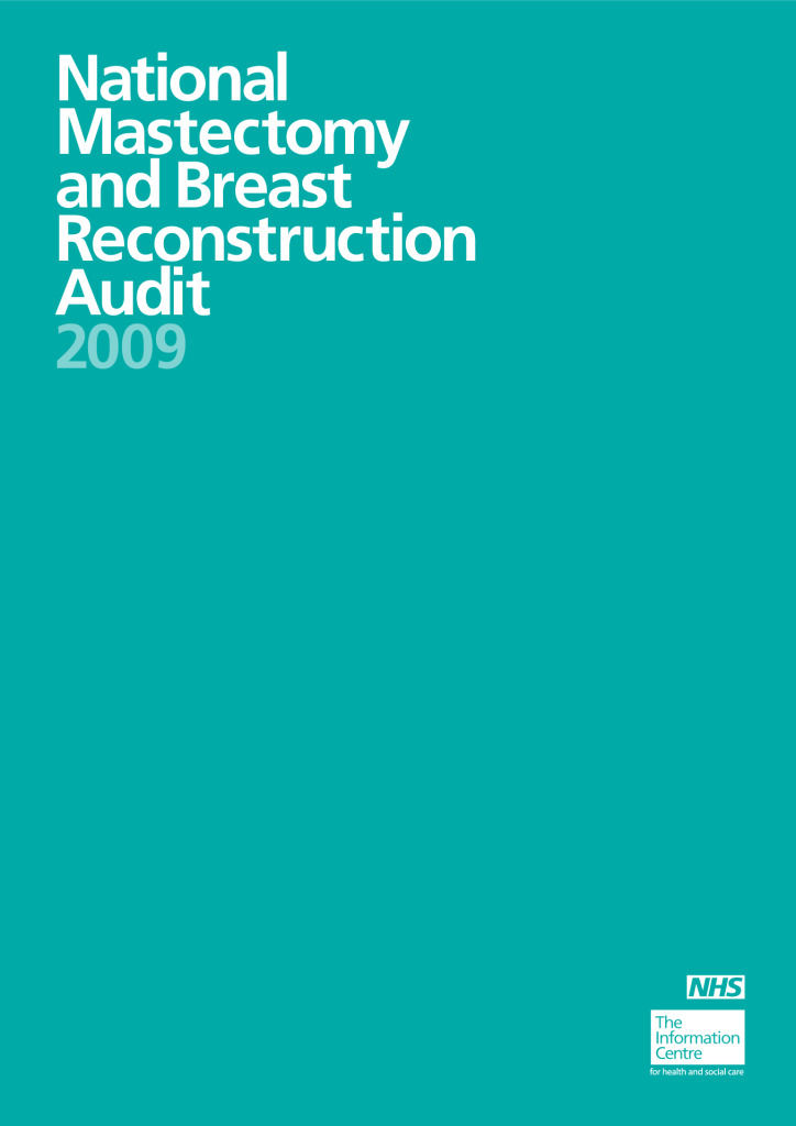 National Mastectomy and Breast Reconstruction Audit: Reports from 2009 to 2011