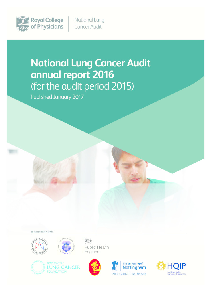 National Lung Cancer Audit annual report 2016