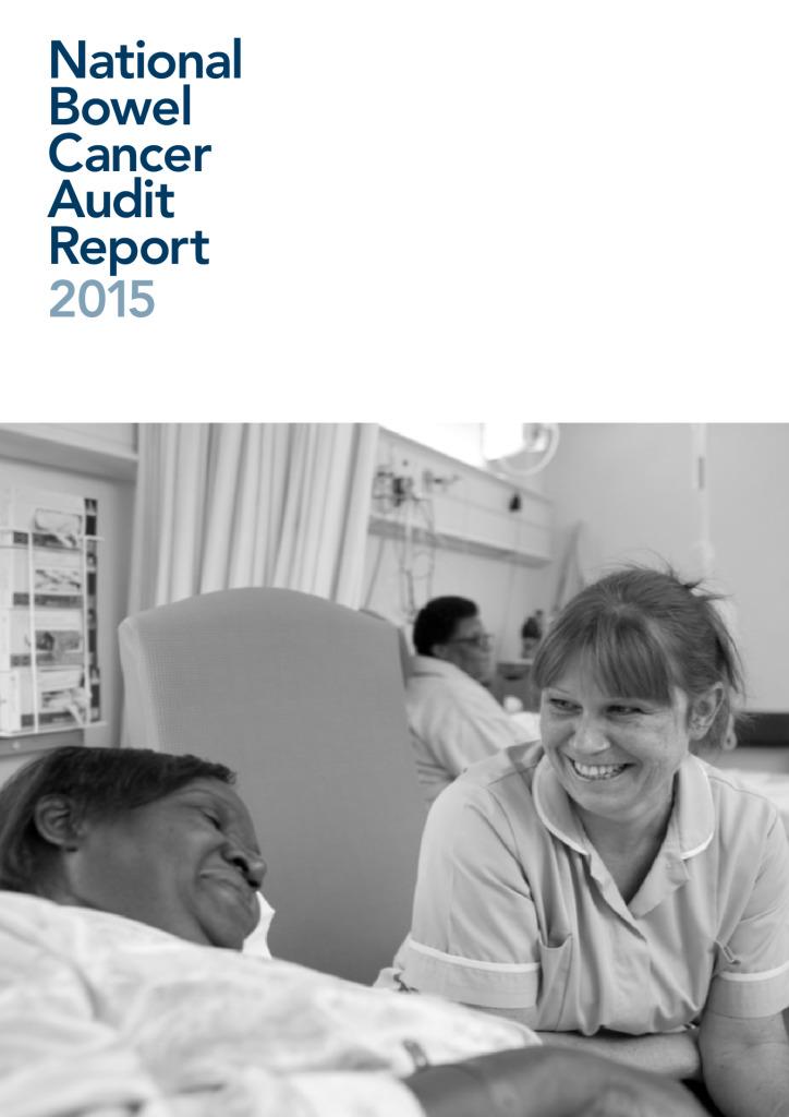 National bowel cancer audit report 2015