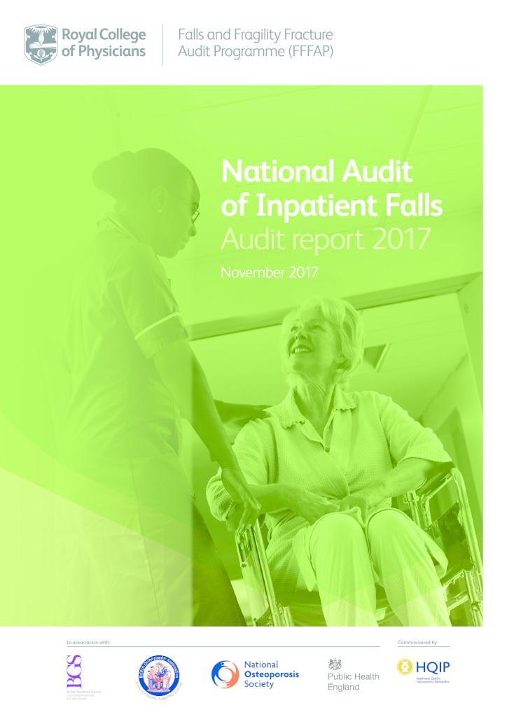 National Audit of Inpatient Falls Audit report 2017