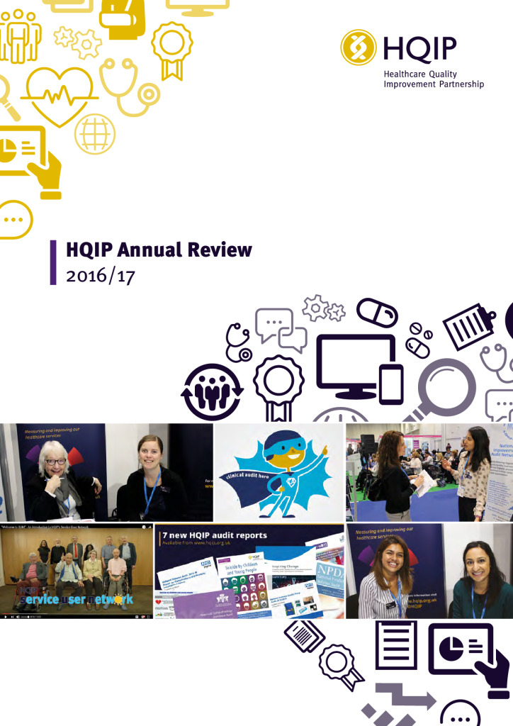 HQIP Annual Review 2016-17