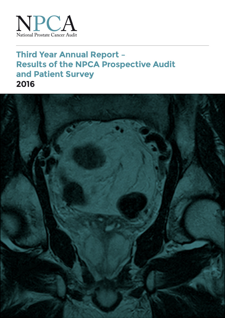 National Prostate Cancer Audit 2016 Annual Report