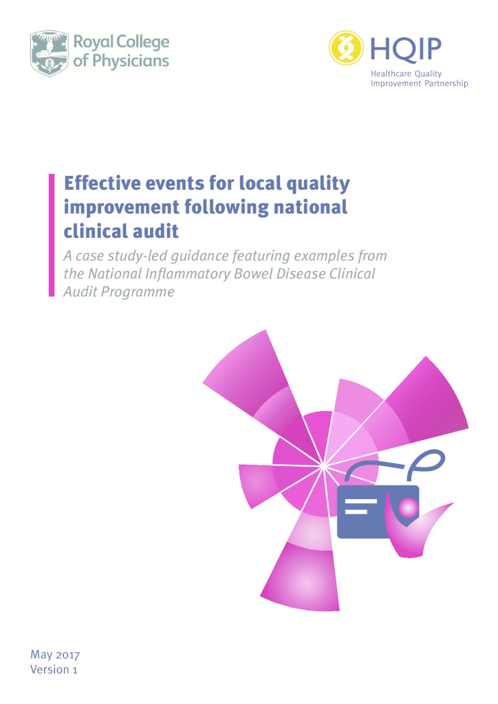 Effective events for local quality improvement following national clinical audit