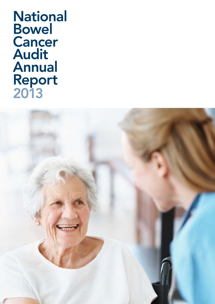 National Bowel Cancer Audit Annual Report 2013