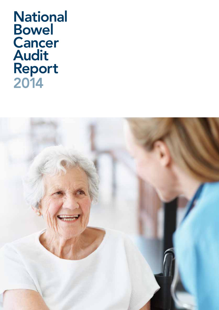 National Bowel Cancer Audit Report 2014
