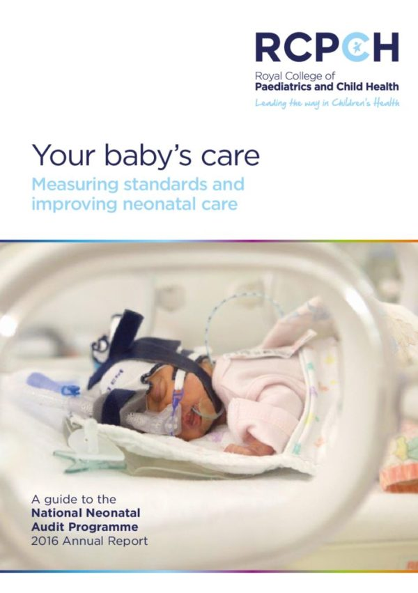 thumbnail of 2016 Your Babys Care Parent leaflet