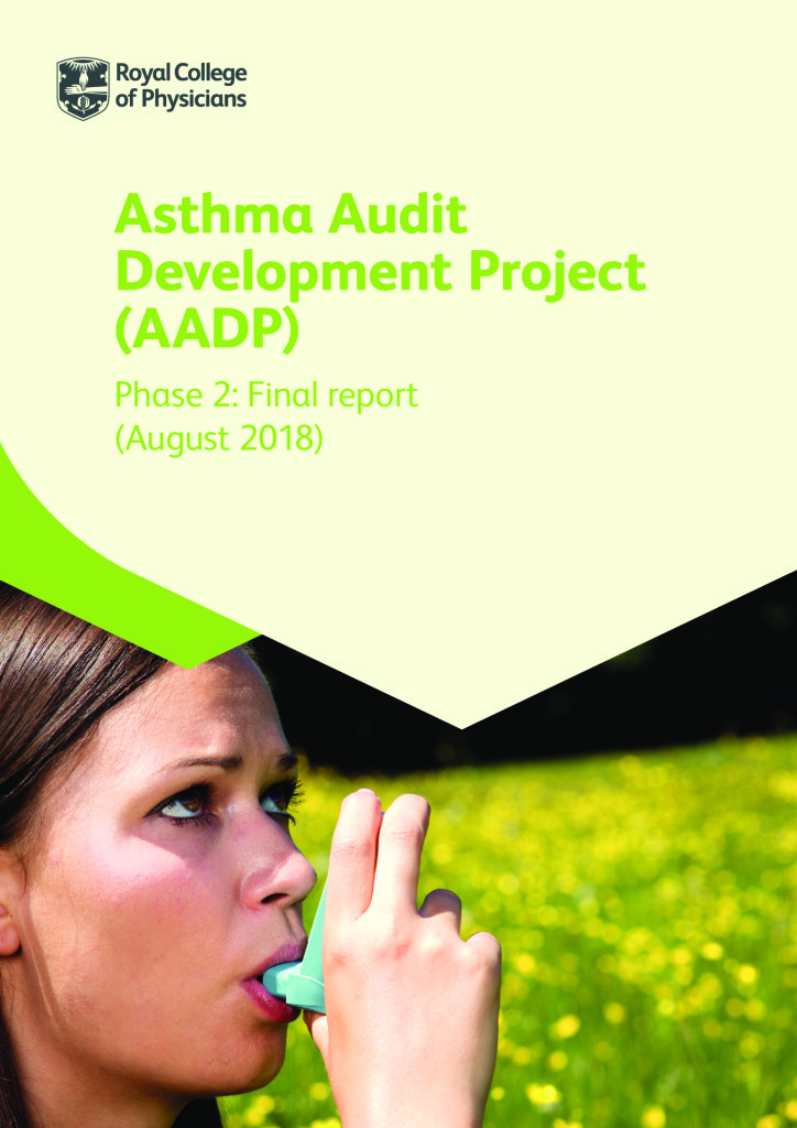 Asthma Audit Development Project: Final Report 2018