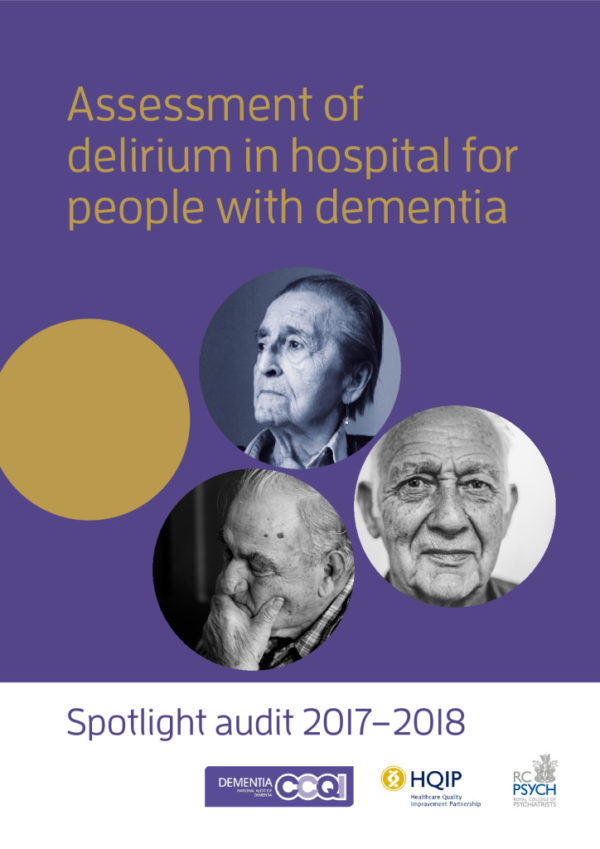 thumbnail of NAD Delirium Spotlight report Aug 2018