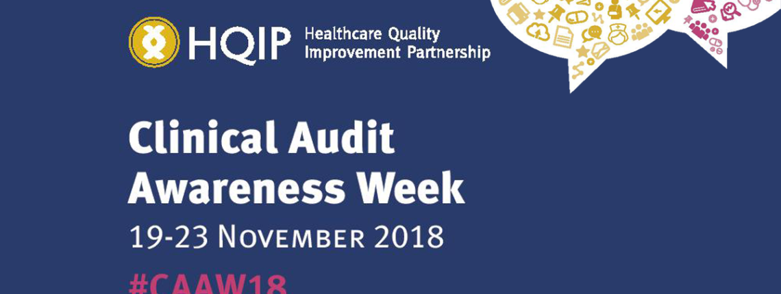 Clinical Audit Awareness week 2018