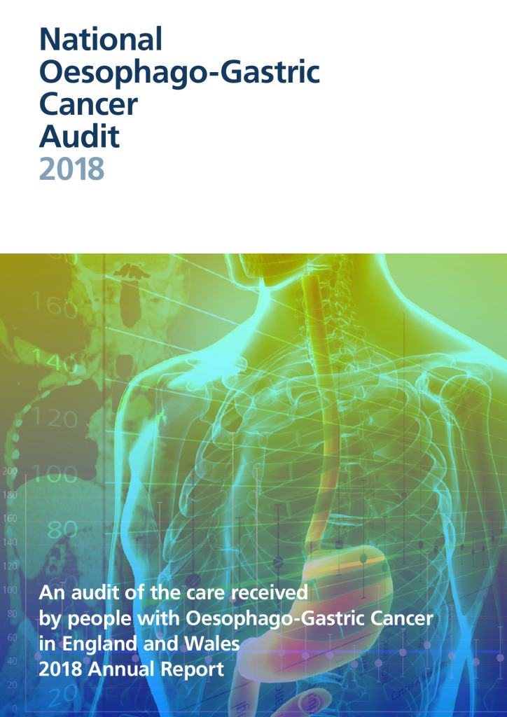 National Oesophago-Gastric Cancer Audit: Annual report 2018