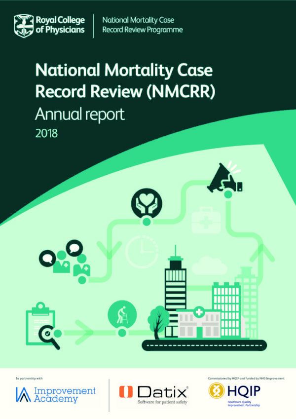 thumbnail of NMCRR Annual Report 2018