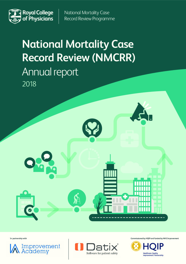 National Mortality Case Record Review – Annual Report 2018
