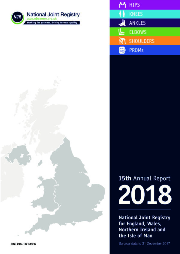 thumbnail of NJR 15th Annual Report 2018