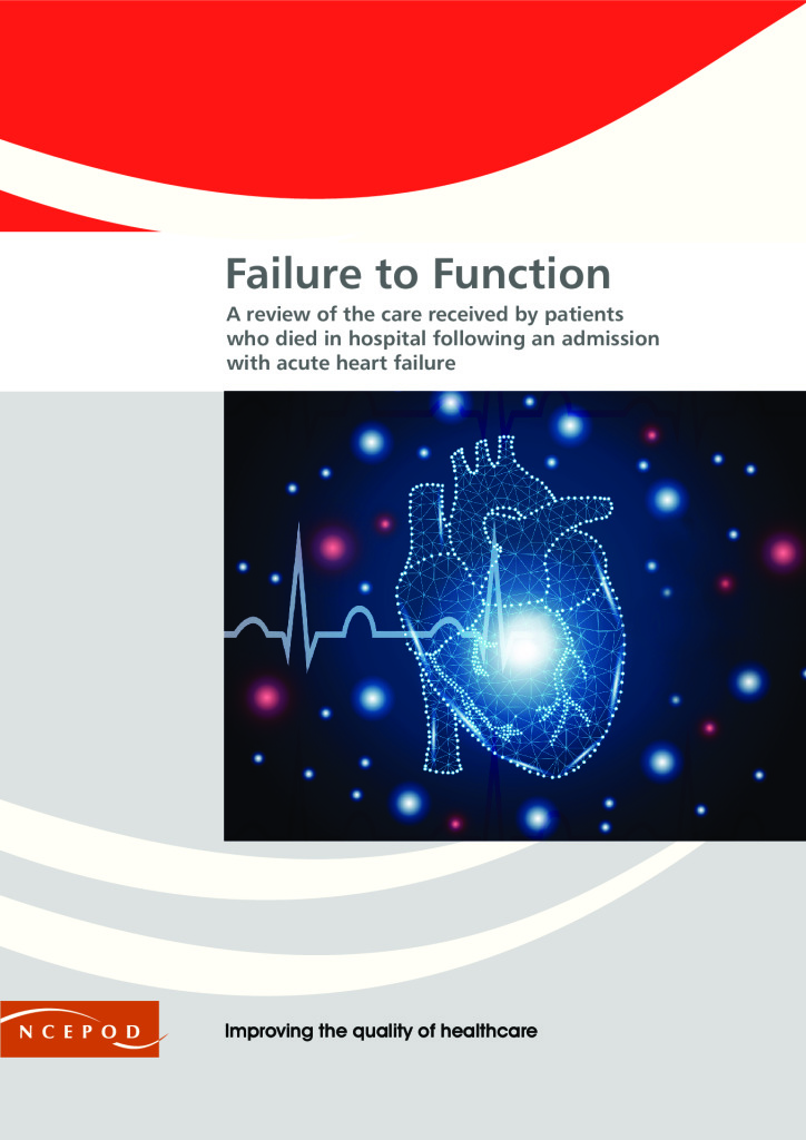 Medical & Surgical Review Programme: Acute Heart Failure Report 2018