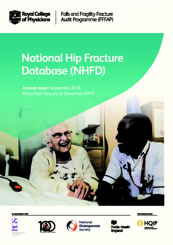 thumbnail of Ref. 83 FFFAP – National Hip Fracture Database 2018 annual report FINAL web version 2