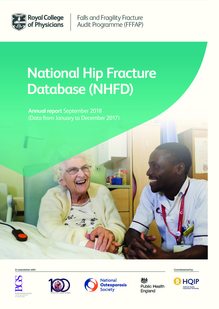 National Hip Fracture Database (NHFD) Annual Report 2018