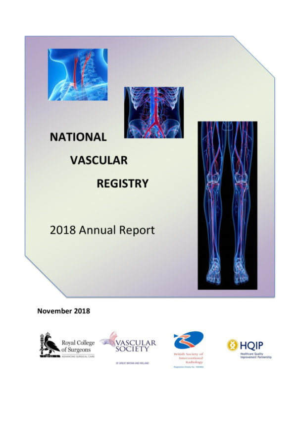 thumbnail of Ref. 84 – National Vascular Registry 2018 Annual Report FINAL