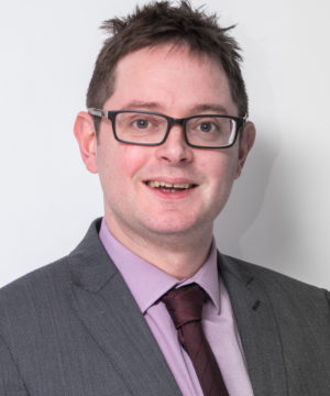 Chris Boulton - Deputy Director of Operations for the National Joint Registry
