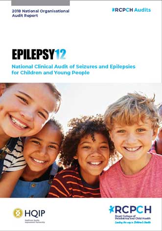 National Clinical Audit of Seizures and Epilepsies for Children and Young People (2018)