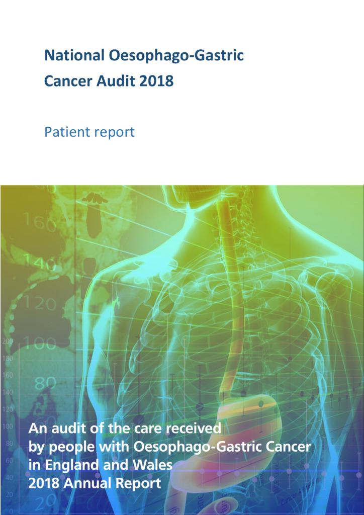 Oesophago-Gastric Cancer Patient Report 2018