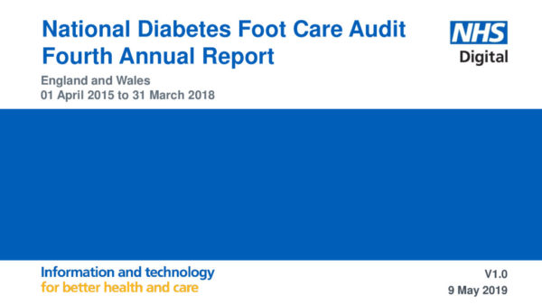 thumbnail of National Diabetes Foot Care Audit fourth annual report FINAL