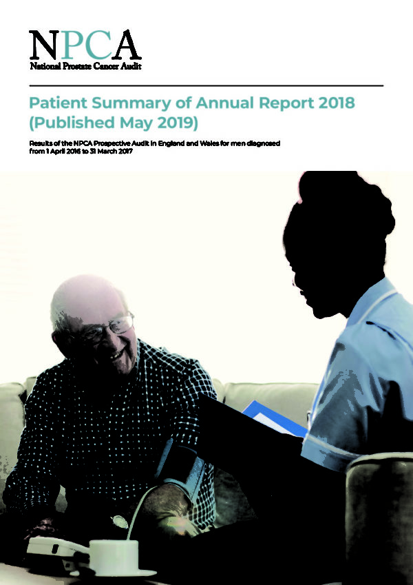 thumbnail of REF74_NPCA Annual Report 2018_ Patient Summary_300419