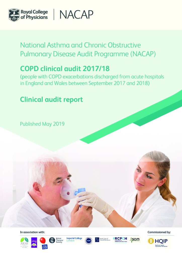 Chronic Obstructive Pulmonary Disease – Clinical Audit Report 2019