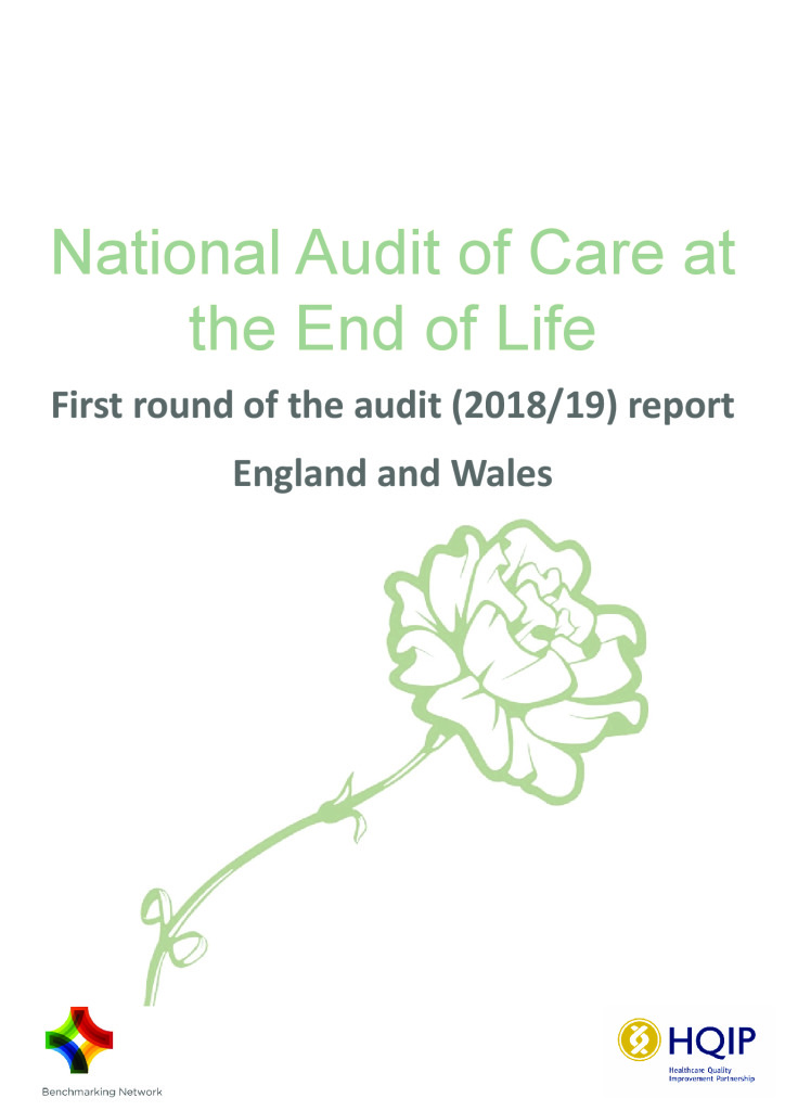 National Audit of Care at the End of Life (NACEL) 2019