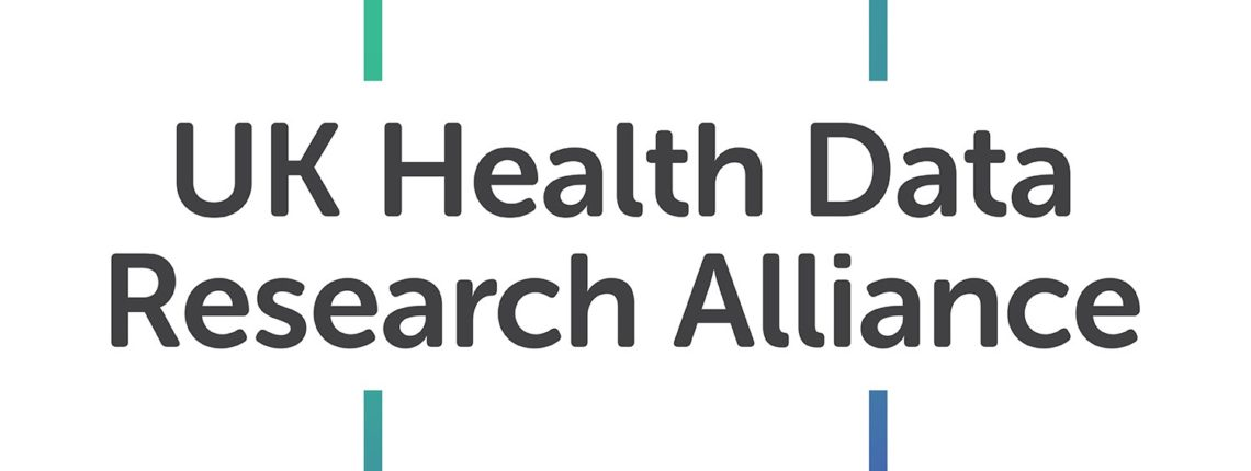 logo for UK Health Data Research Alliance