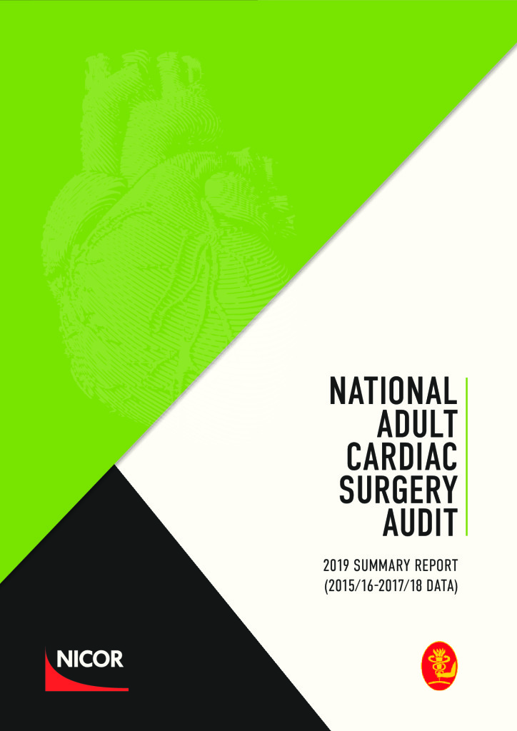 Adult Cardiac Surgery – 2019 summary report