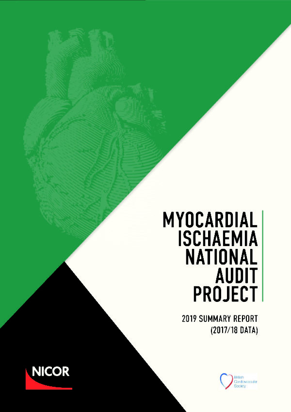 thumbnail of Ref 129, Cardiac- MINAP 2019 Summary Report 2019 FINAL