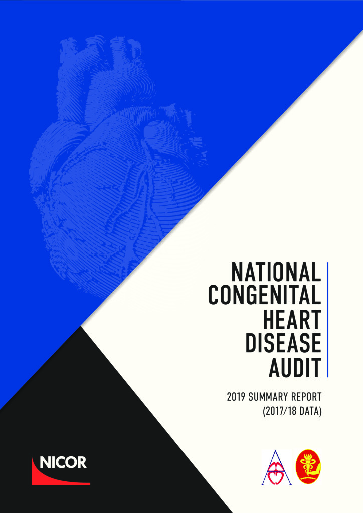 Congenital Heart Disease – 2019 summary report