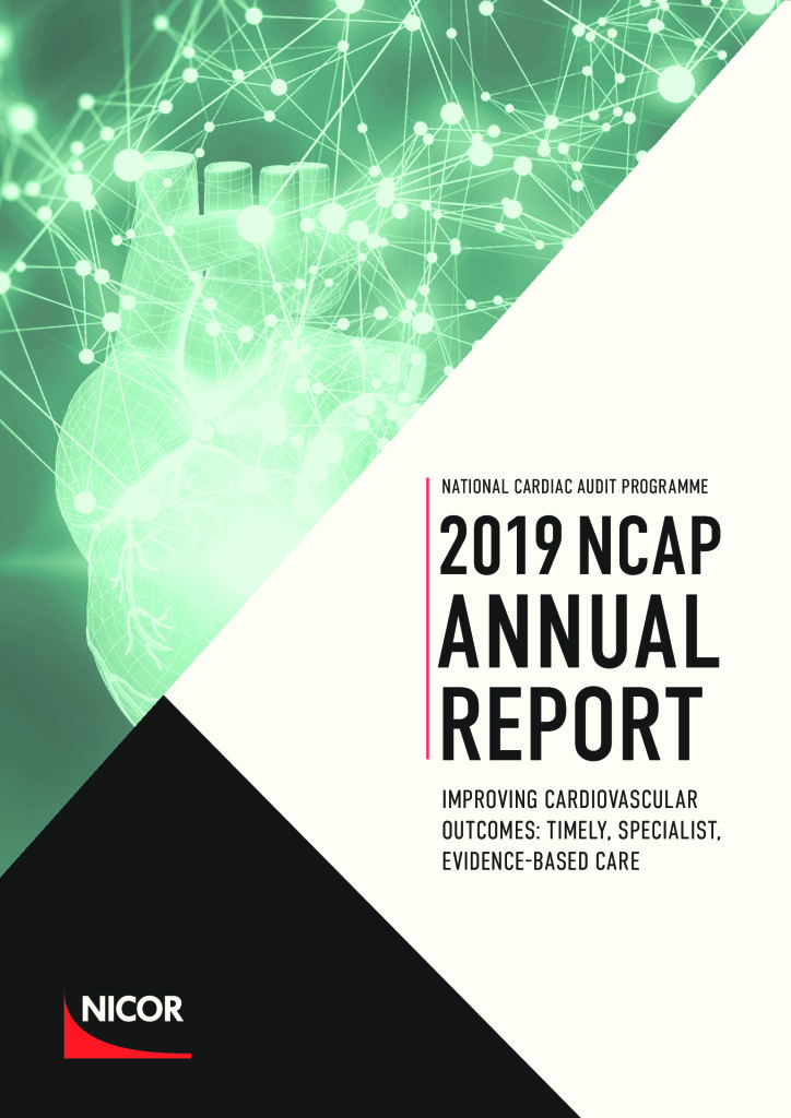 National Cardiac Audit Programme – Annual Report 2019