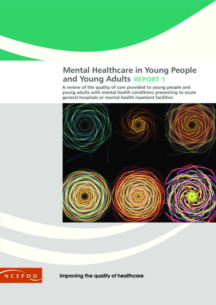 Mental Healthcare in Young People and Young Adults