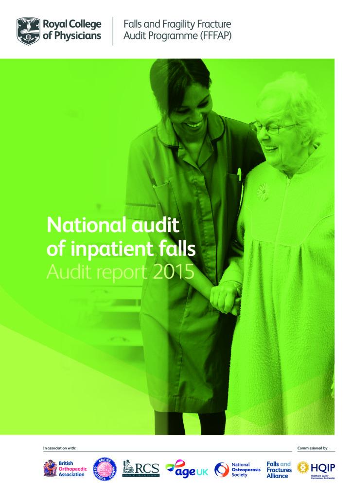 National Audit of Inpatient Falls – Audit report 2015