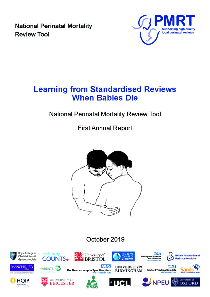 Perinatal Mortality Review Tool – First Annual Report (2019)