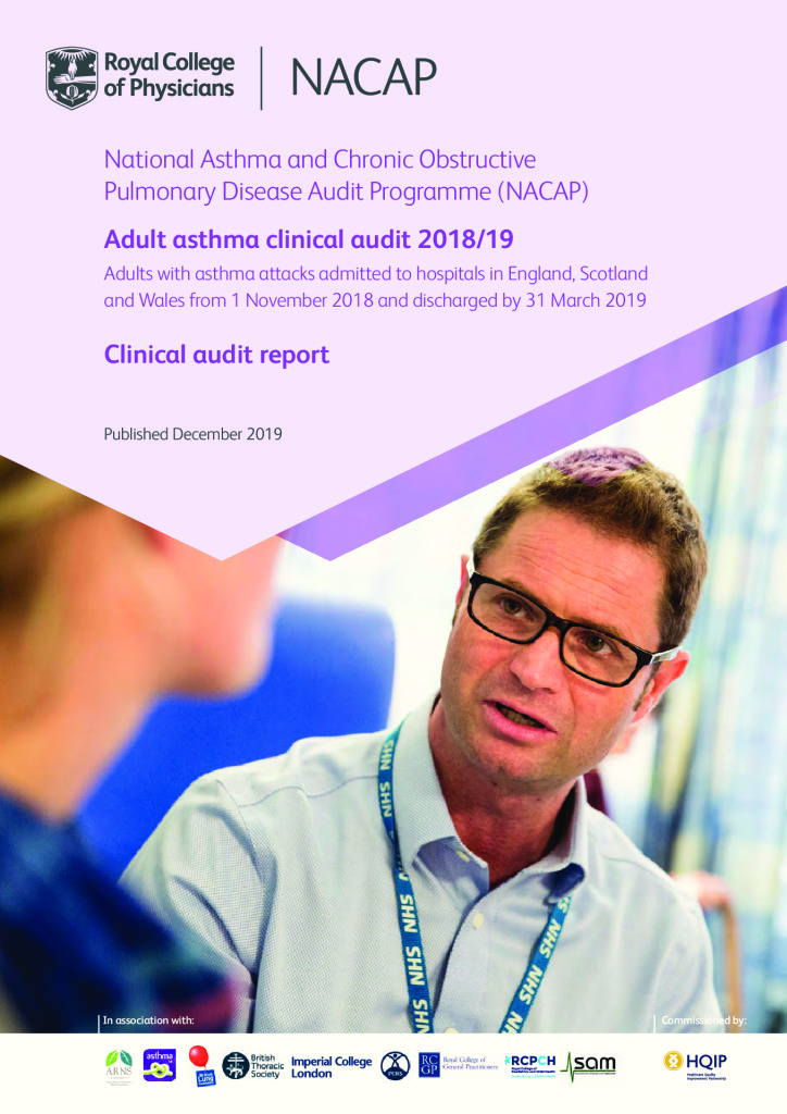 Adult Asthma Audit Report 2019