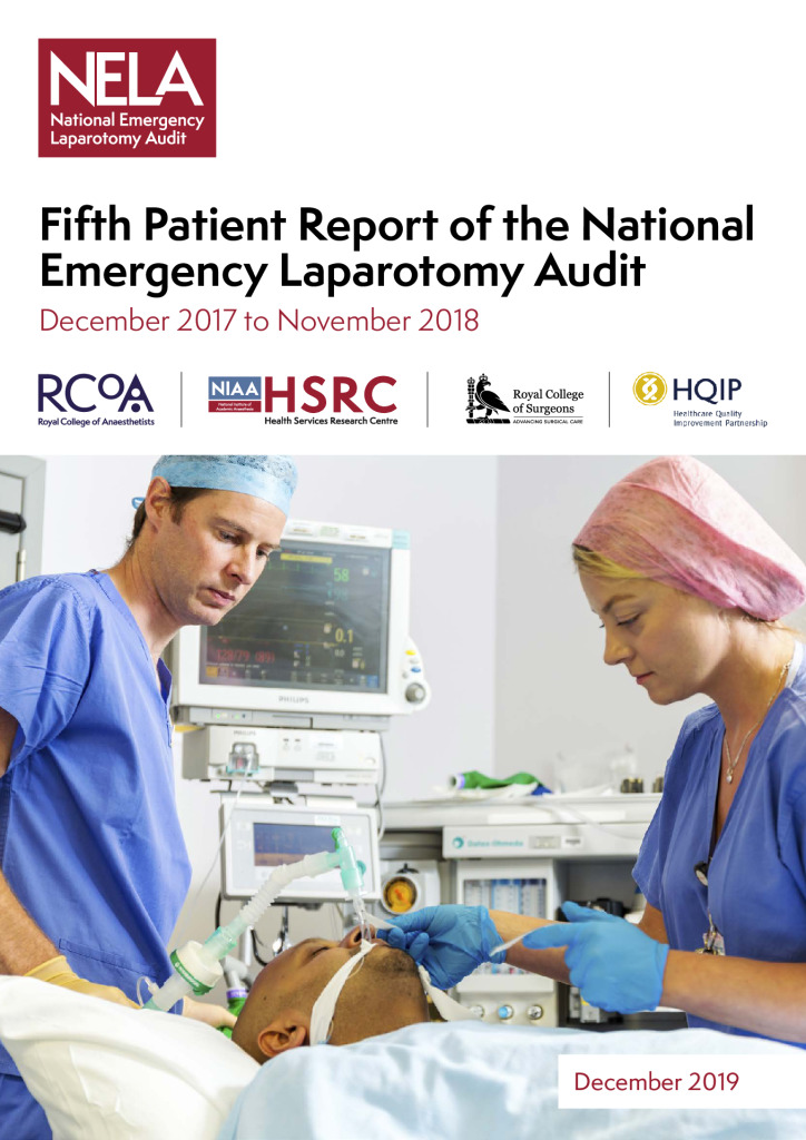 National Emergency Laparotomy Audit – Fifth Patient Report