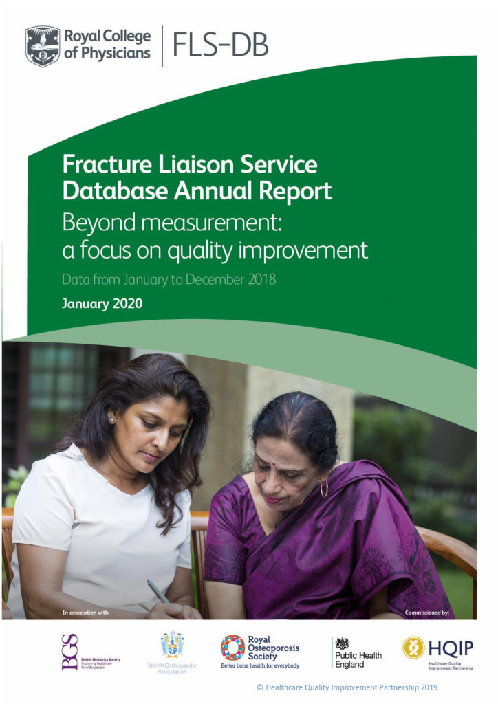 Fracture Liaison Service Database – 2019 Annual Report