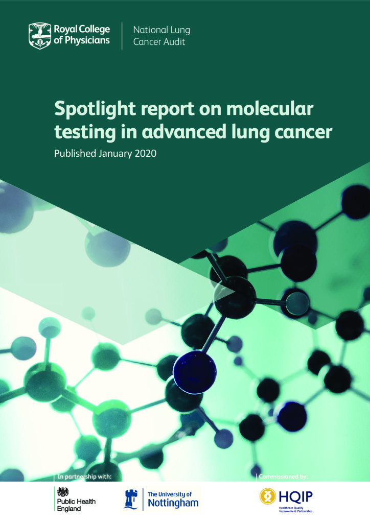 Spotlight report on molecular testing in advanced lung cancer