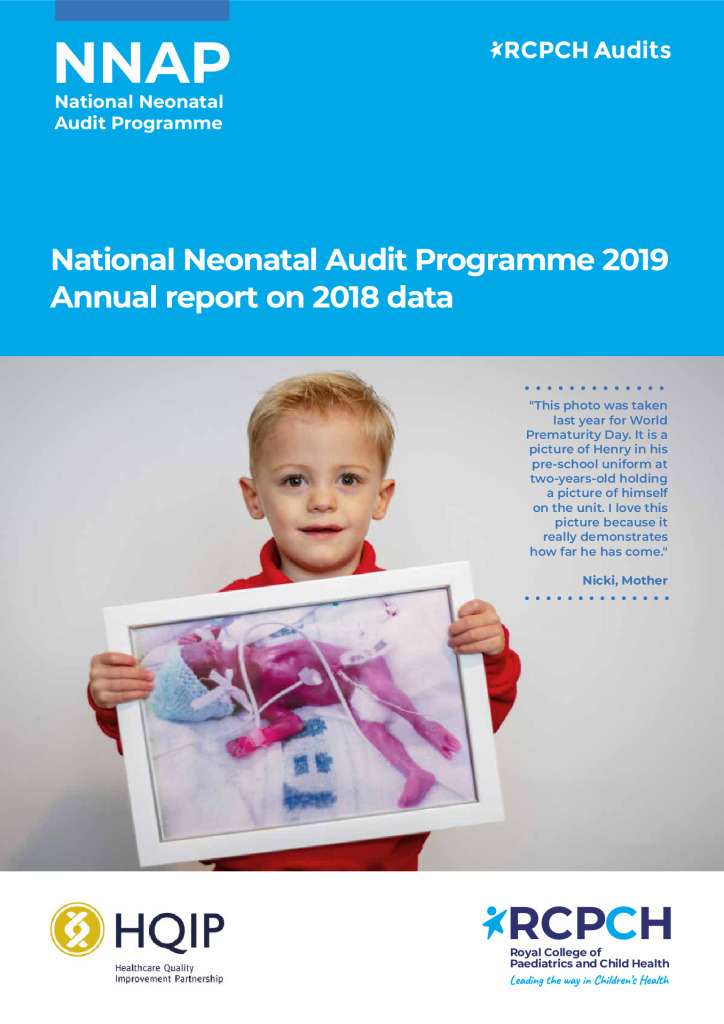 National Neonatal Audit Programme 2019 Annual Report
